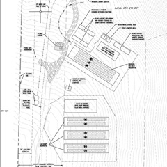 greenhouse site plan